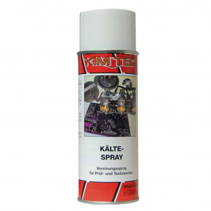 Spray tehnic de racire -45° C